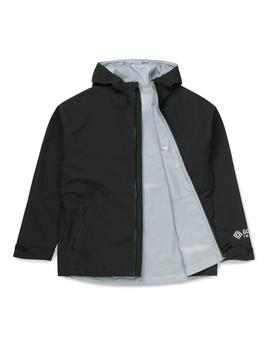 Chaqueta Carhart Wip Gore Tex Point Jacket Negra